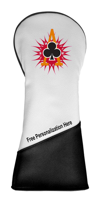 Ace Driver Headcovers w/Free Personalization