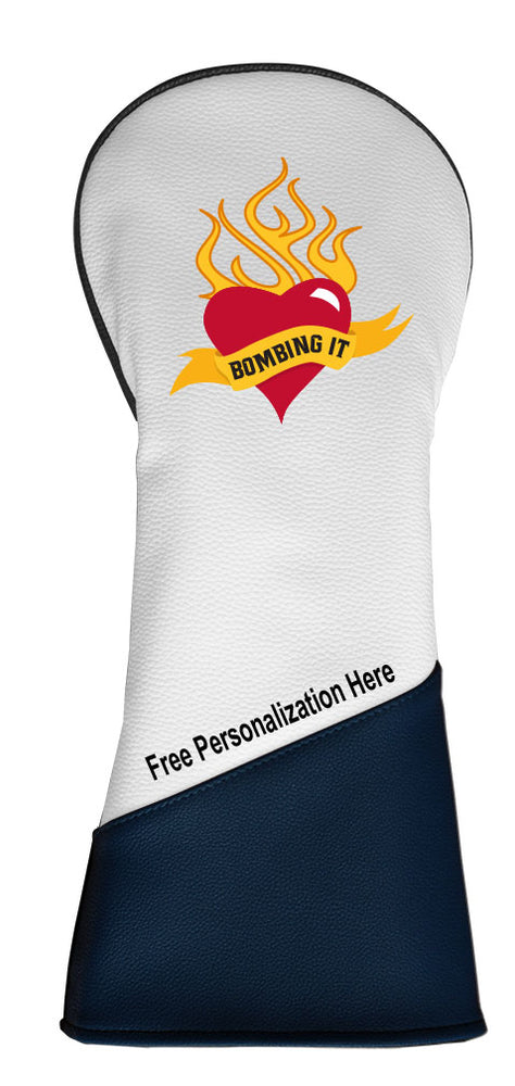 Bumbing-it Driver Headcovers w/Free Personalization