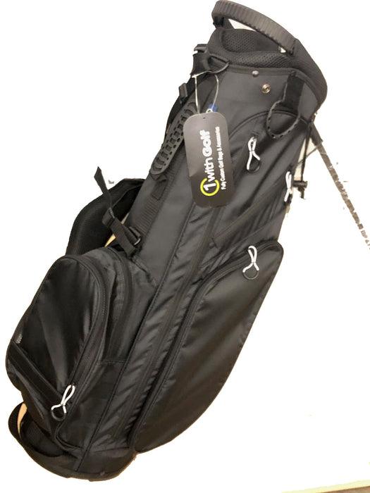 Junior Custom Stand Bag-No minimums