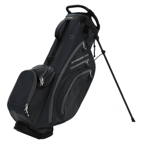 Xpress 4.0 6-way Stand Bag Black/Charcoal