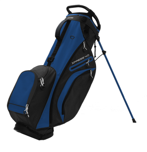 Xpress 4.0 6-way Stand Bag Black/Blue