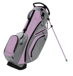 Xpress 4.0 6-way Stand Bag Light Gray/Violet