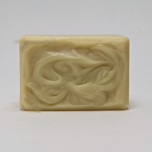 Unscented Organic Goat's Milk Soap