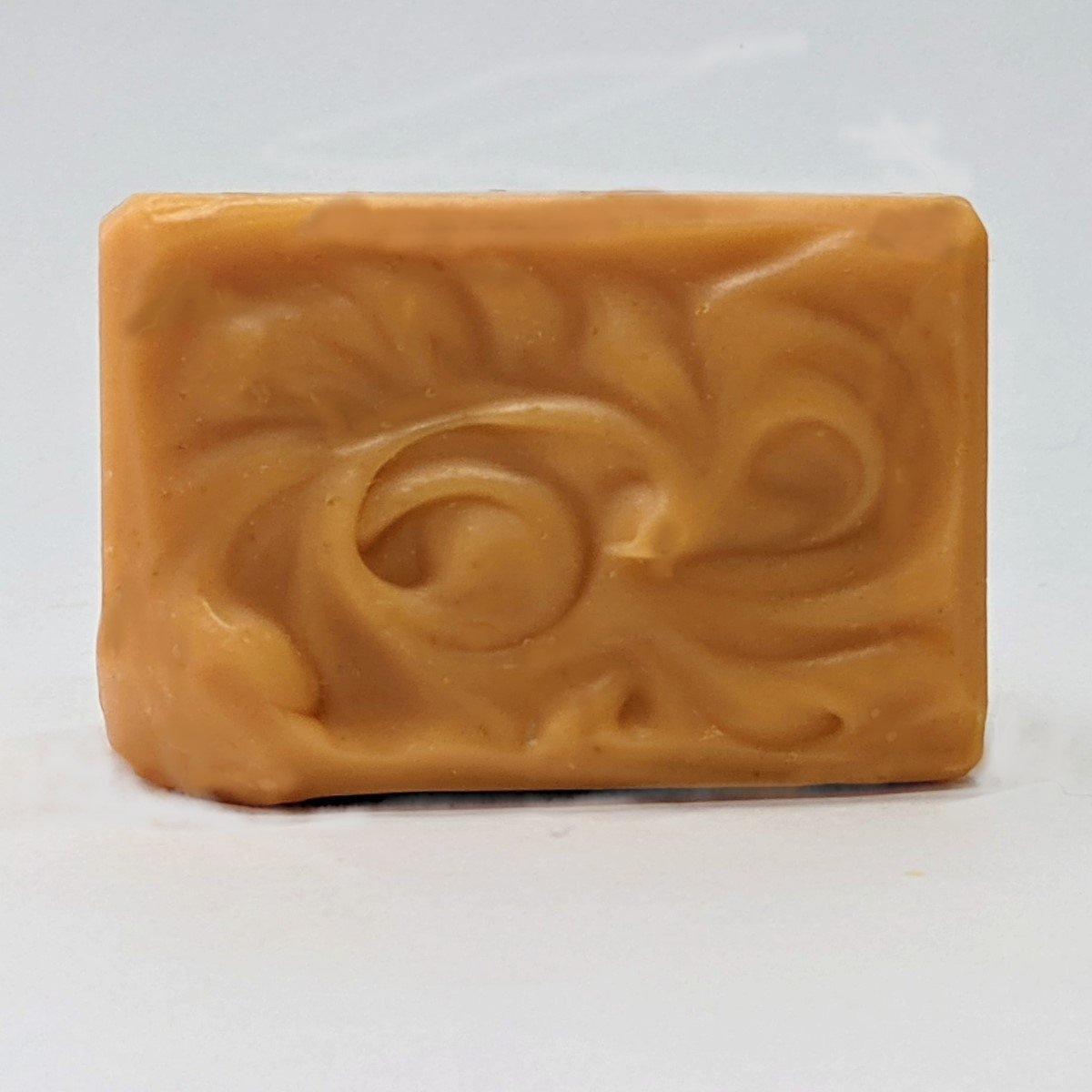 Apple Cinnamon Goat's Milk Soap Bar, All Natural with Honey, Shea, and Cocoa Butter - Thompson's Luxury Soap