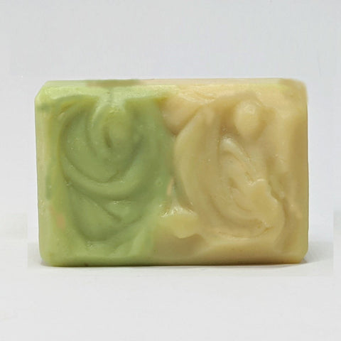 Cucumber Melon Goat's Milk Soap, with Shea and Cocoa Butter - Thompson's Luxury Soap