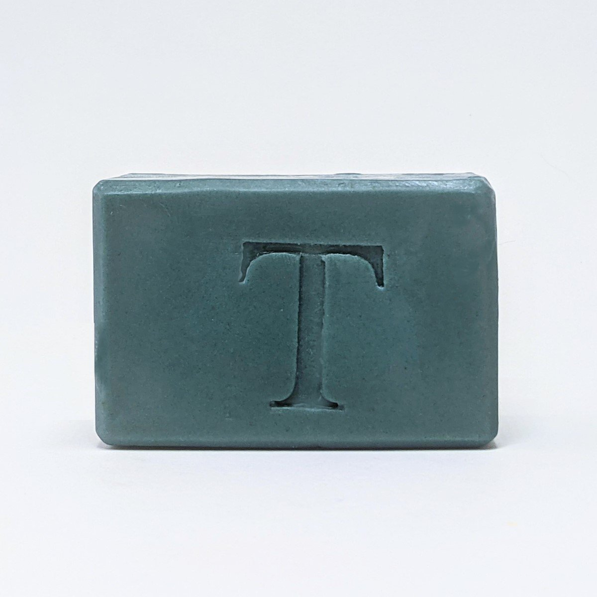 Evergreen Forest Goat's Milk Soap Bar, All Natural with Essential Oils, Activated Charcoal, Shea and Cocoa Butter - Thompson's Luxury Soap