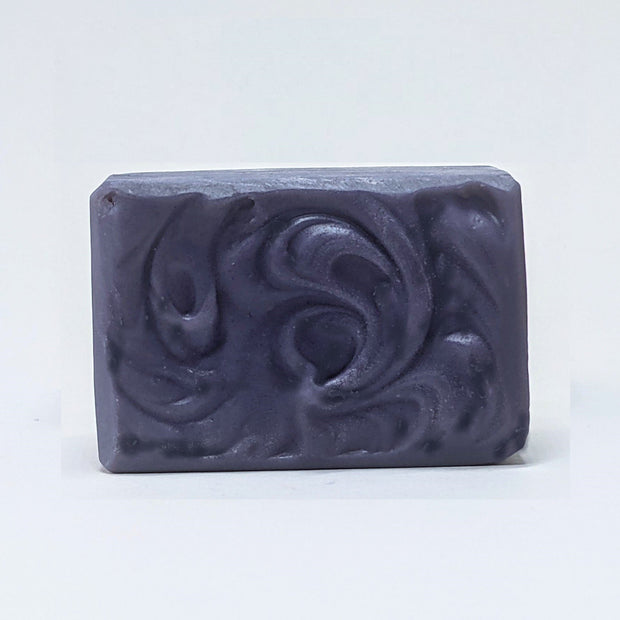 Frozen Apple All Natural Goat's Milk Soap Bar with Essential Oils, Honey, Oatmeal, and Shea Butter 1