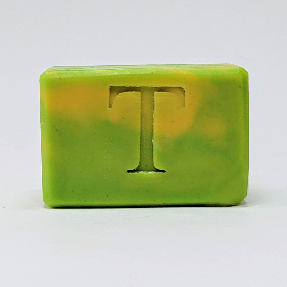 Lemongrass Rosemary All Natural Goat's Milk Soap with Essential Oils - Thompson's Luxury Soap