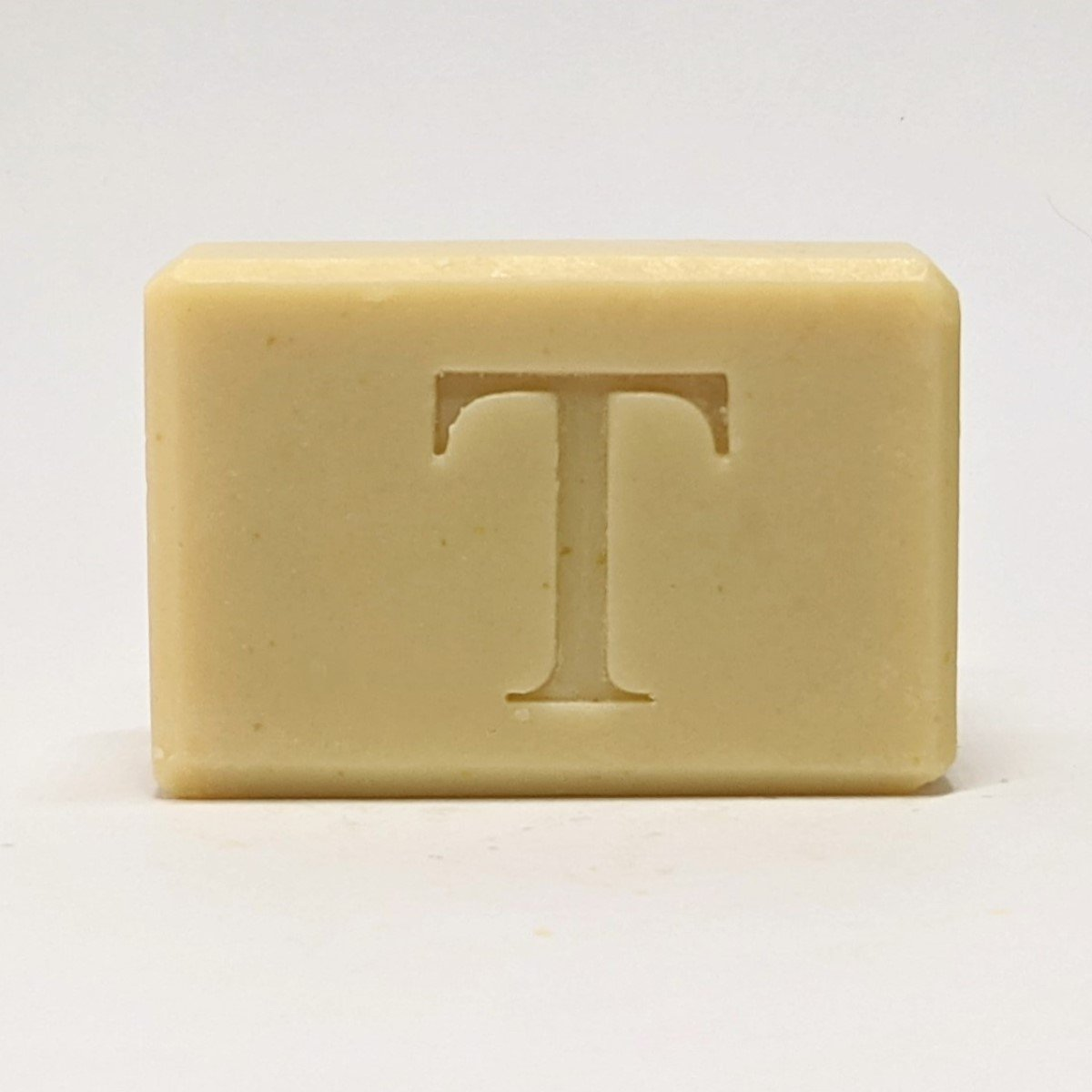 Oatmeal and Honey Goat's Milk Soap Bar Fragrance Free - Thompson's Luxury Soap