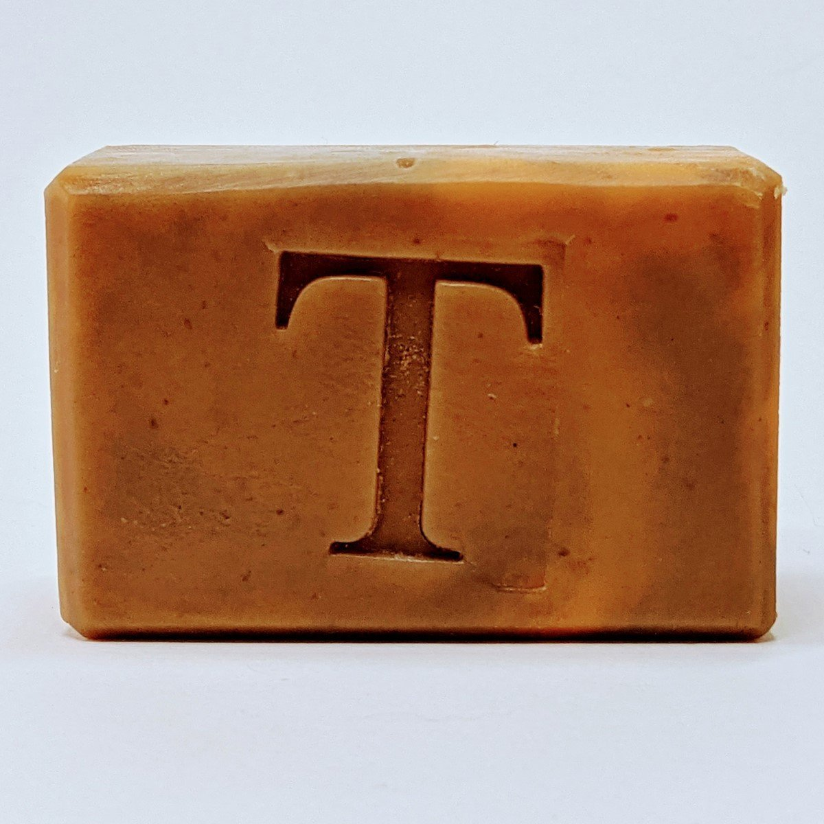 Orange & Spice Goat's Milk All Natural Soap Bar with Essential Oils, Oatmeal and Shea butters - Thompson's Luxury Soap