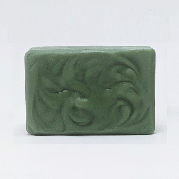 Peppermint Bark All Natural Goat's Milk Soap Bar with Essential Oils 1