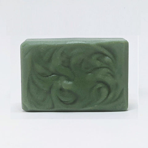 Peppermint Bark All Natural Goat's Milk Soap Bar with Essential Oils - Thompson's Luxury Soap