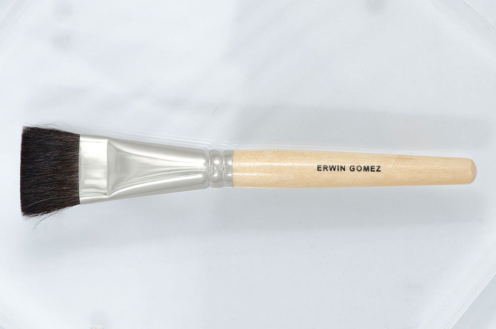 Erwin Gomez Flat Large Blender #4 Brush