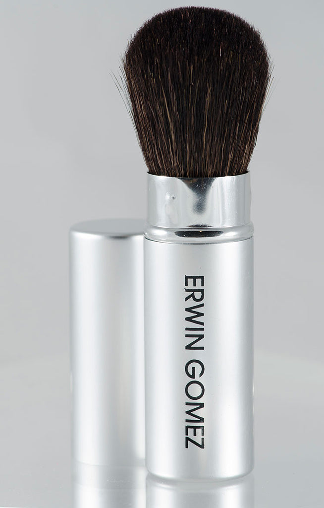 Erwin Gomez Retractable Large Blush/Powder Brush