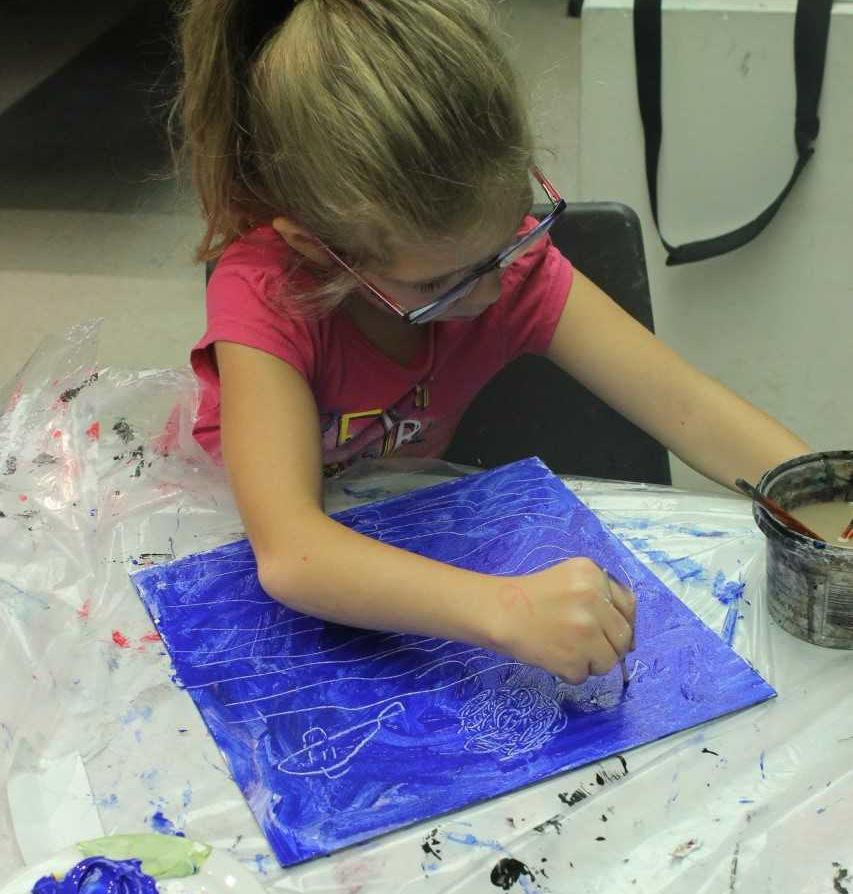 Art Start I: Ages 5 to 7 yrs