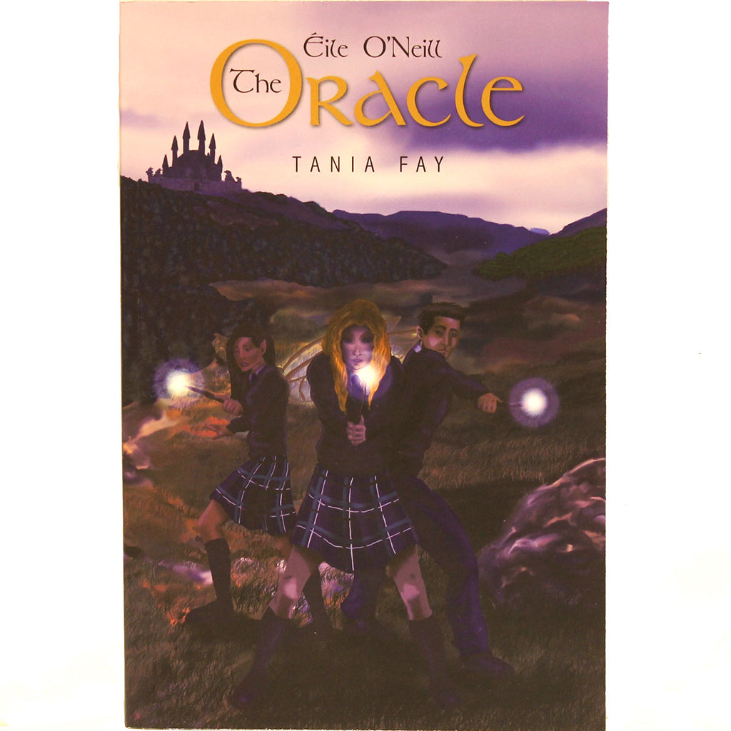 the Oracle (Eile ONeill)