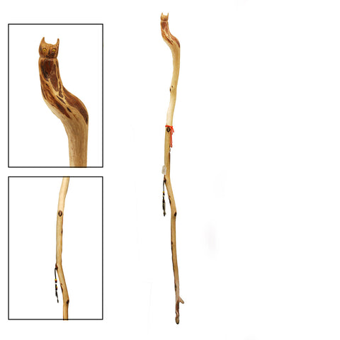 Diamond Willow Walking Stick