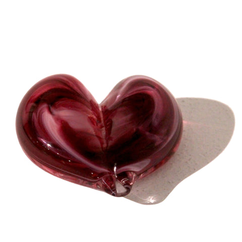 Glass Heart, Red
