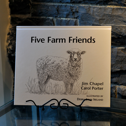 Five Farm Friends
