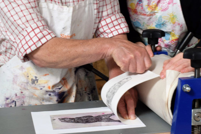 Open Studio Printmaking Membership