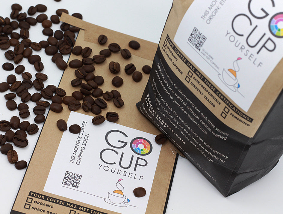 Go Cup Yourself Coffee Subscription
