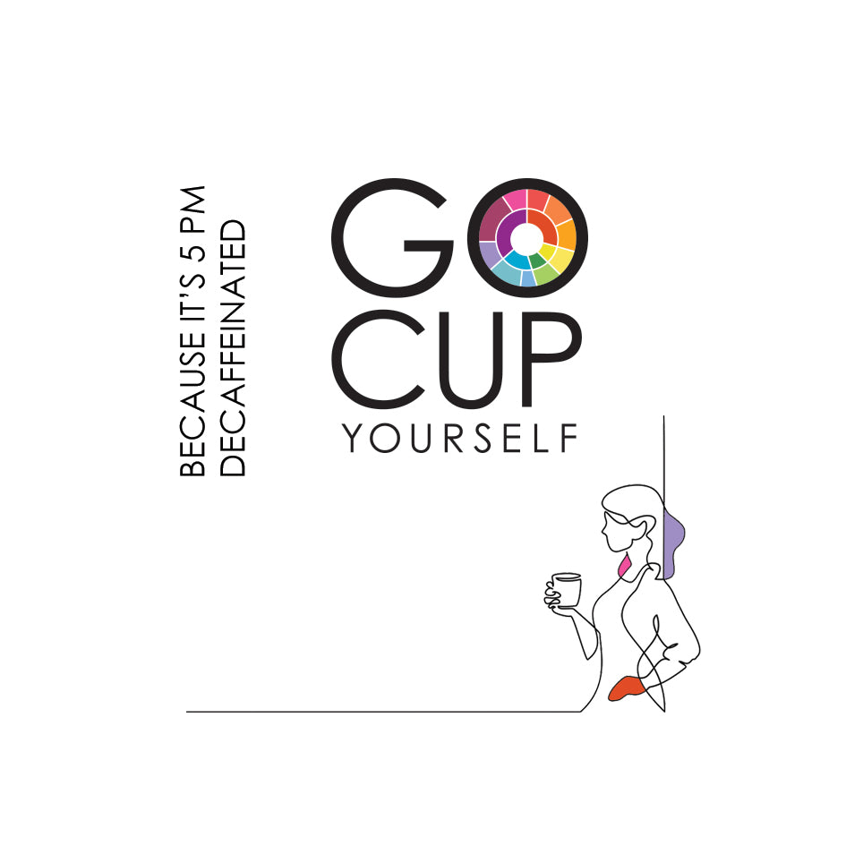 Go Cup Yourself Decaf Coffee
