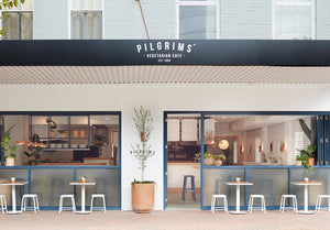 "Good Food - ""Vegetarian cafe and Milton icon Pilgrims opens in Bronte"""