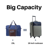 BigBigBag - WaterProof Foldable Travel Duffel Bag 23L