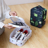 Shoes With You - Portable Travel Shoe Bag Organizer