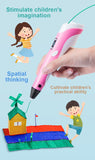 Easy 3D Pen - Watch imagination come to life with the Professional 3D Pen