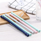 Earth Straw - Foldable Collapsible Reusable Silicone Straw