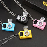 NeckCam - Camera Necklace with flash and sound