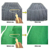 No Lint - Portable Lint Remover Clothes Fuzz Fabric  Shaver Brush Tool