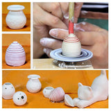 Mini Pottery - Mini pottery machine for kids or small pottery artwork