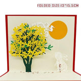 Pop Greeting - 3D Pop UP Cards Birthday Card Greeting Card