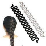 French Braids - Fashion Hair Braiding Tool