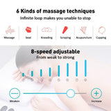 MasPro Portable Electronic Pulse Massager - Earphone shape design