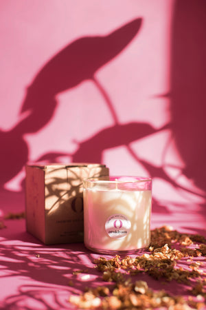 O | Jasmine and Patchouli Candle