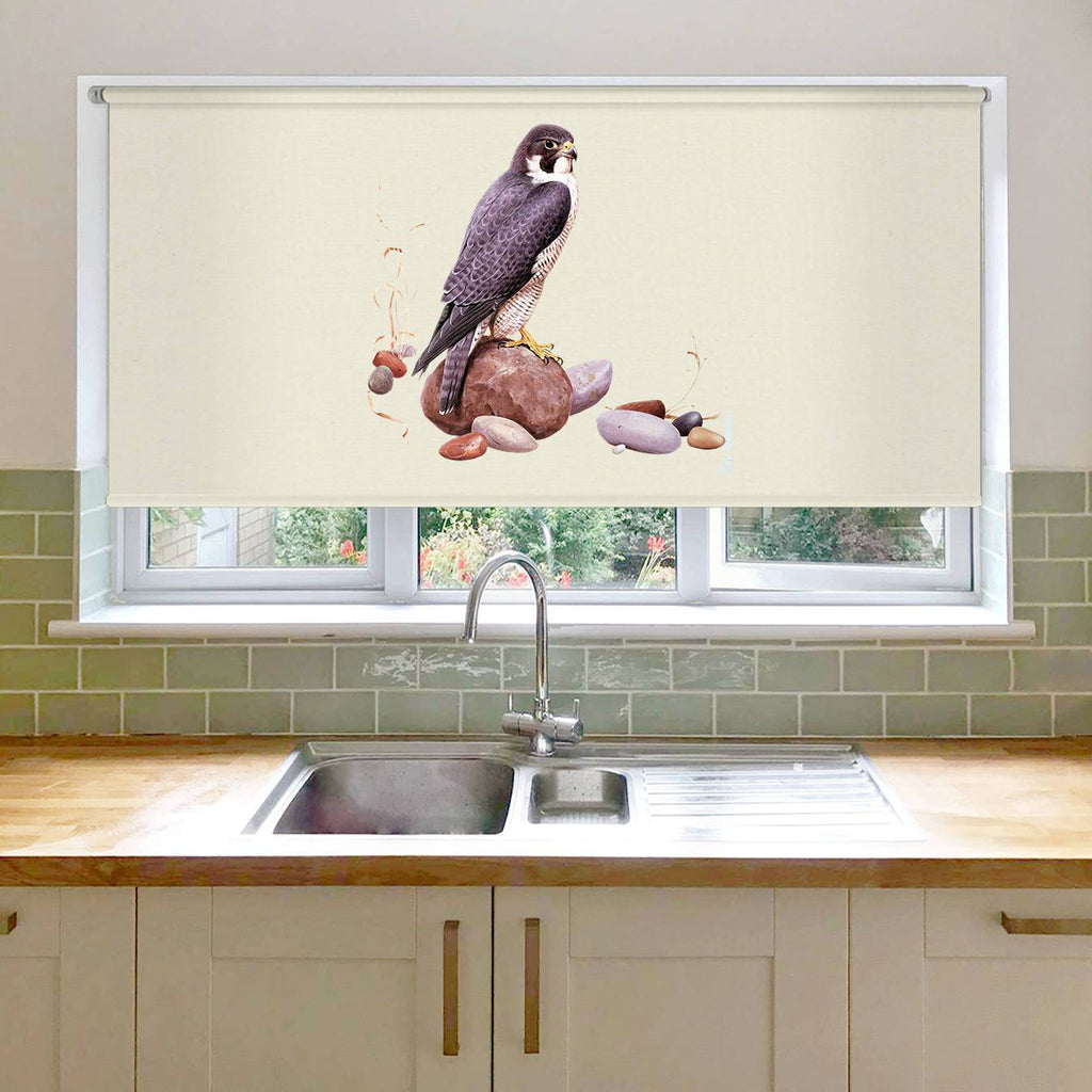 Peregrine Falcon Roller Blind