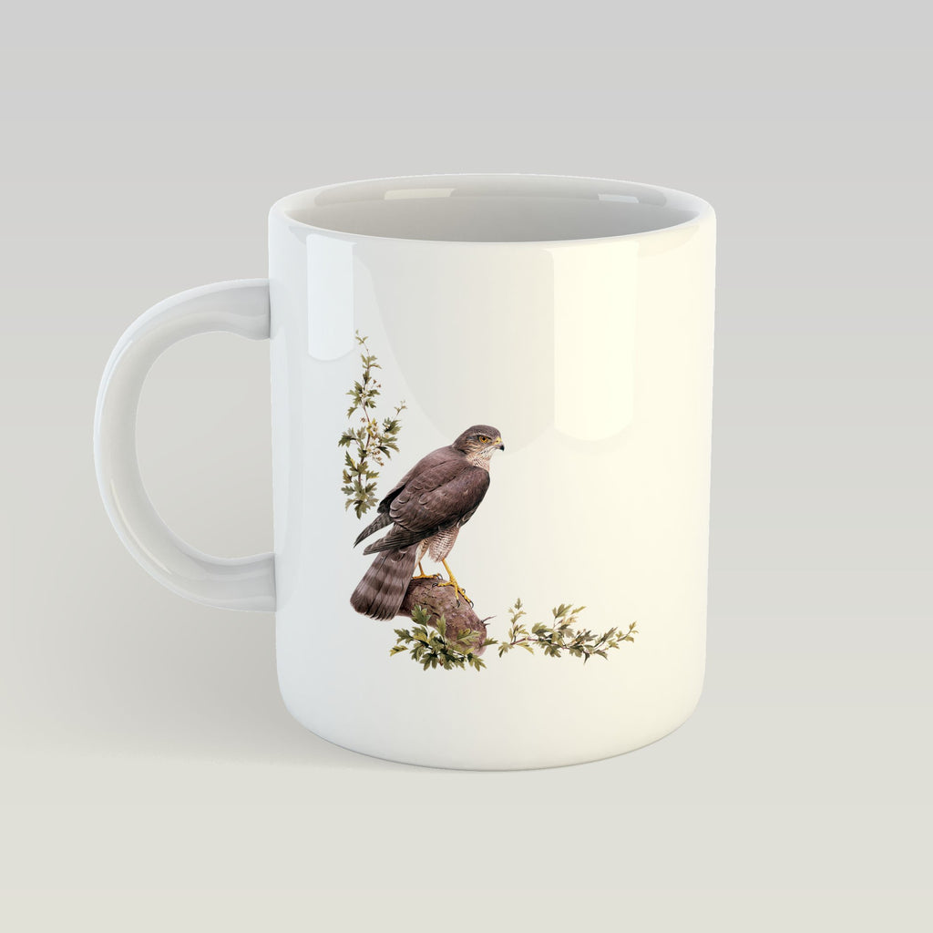 Sparrow Hawk Mug - Countryman John