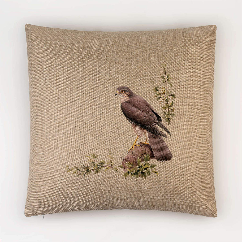 Sparrow Hawk Cushion - Countryman John