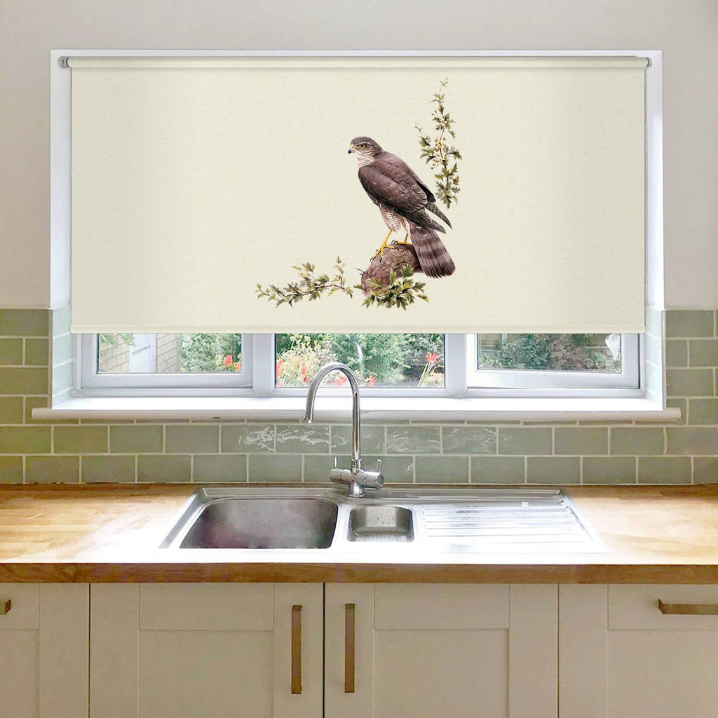 Sparrow Hawk Roller Blind