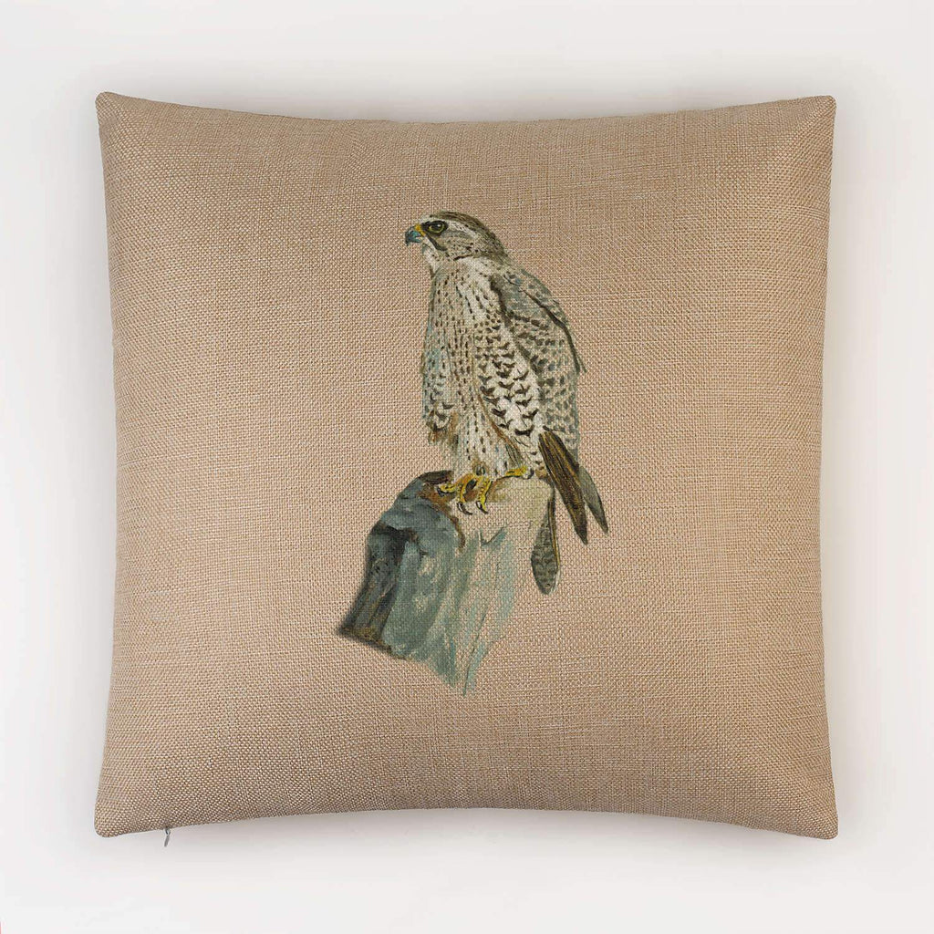 Sahar Falcon Cushion - Countryman John