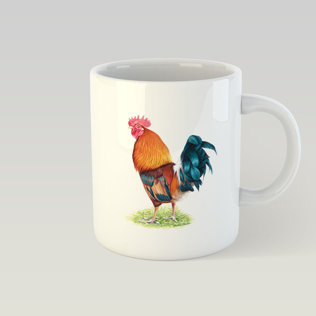Cockerel Mug - Countryman John