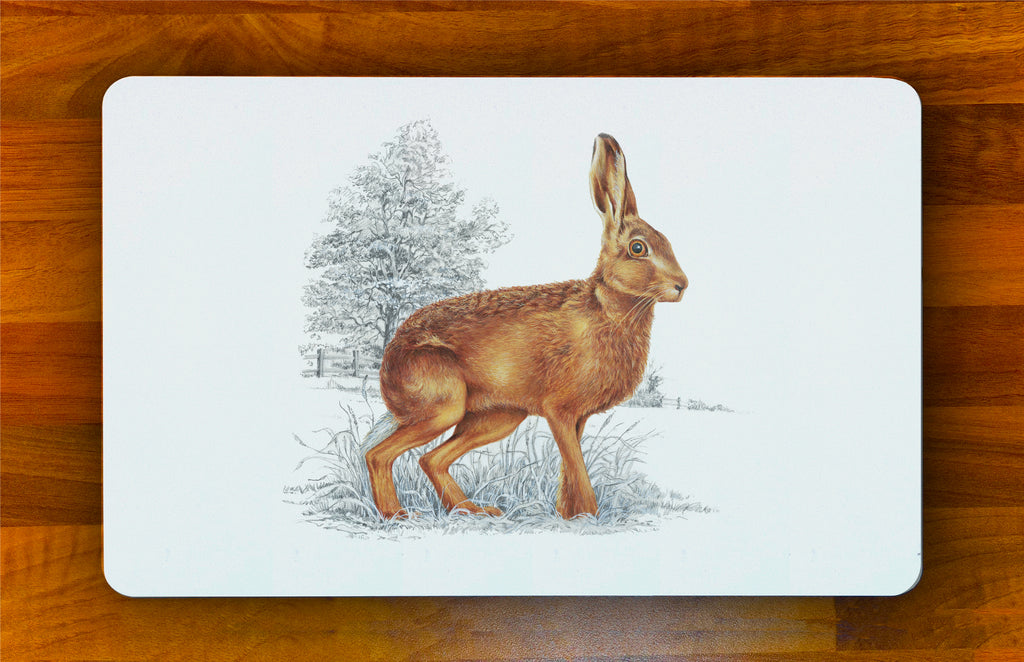 Hare Melamine Placemat