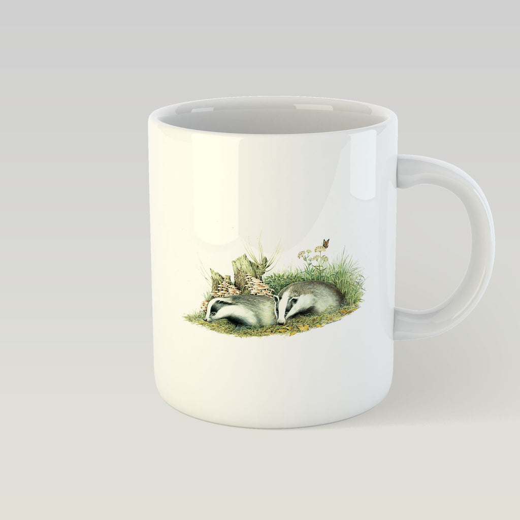 Badger Cubs Mug - Countryman John