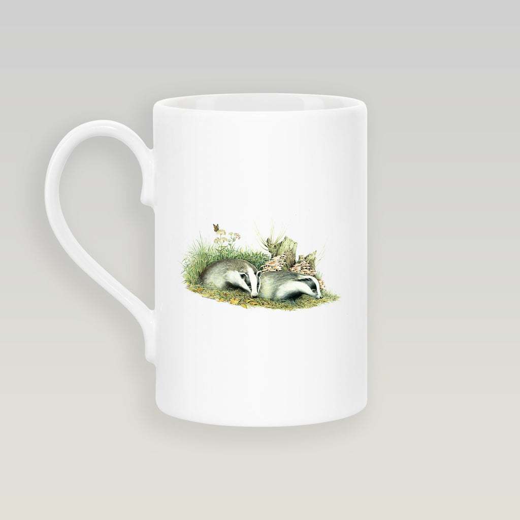 Badger Cubs Slim Mug - Countryman John