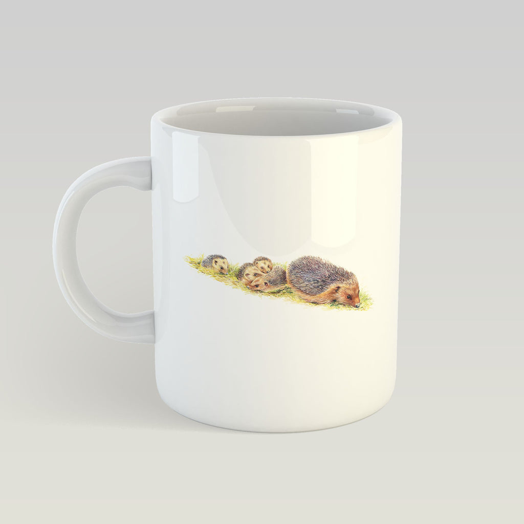 Hedgehogs Mug - Countryman John