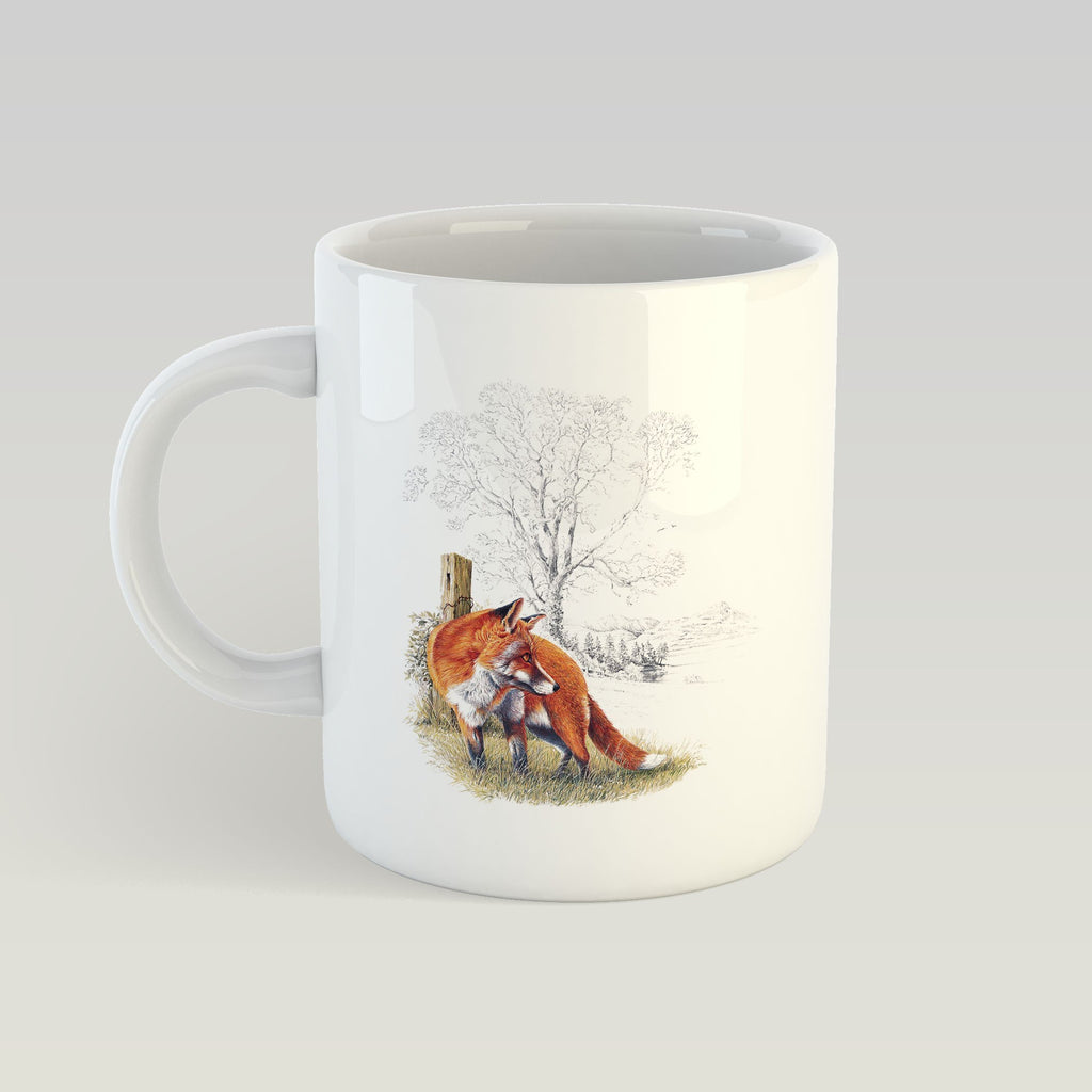 Fox Mug - Countryman John