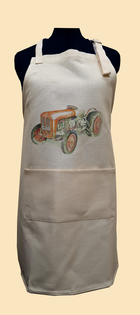 Tractor Apron